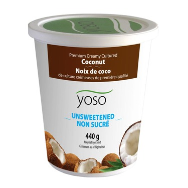 Yoso Premium Cultured Coconut