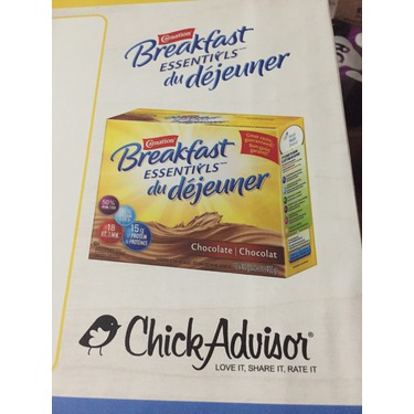 Carnation Breakfast Essentials Powder Drink Mix in Chocolate