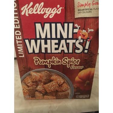 Mini Wheats Pumpkin Spice