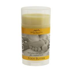 Rocky Mountain Soap Company Mountain Spa Foot Butter