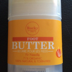 Rocky Mountain Soap Company Mountain Spa Foot Butter