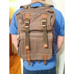 Leaper High Quality Canvas Backpack
