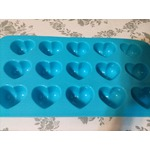 SENHAI 3 Pack Candy, Chocolate Molds Ice Cube Trays - Hearts, Stars & Shells, Fun, Toy Kids Set