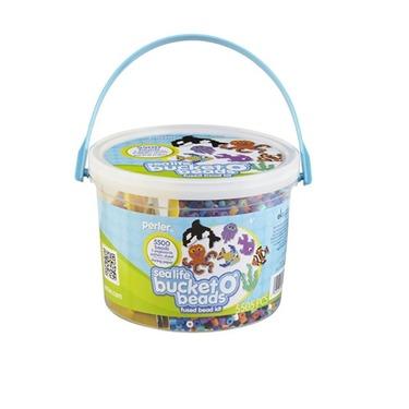 Perler Fused Bead Kit Sea Life Bucket o' Beads