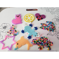 Perler Fused Bead Kit Sea Life Bucket o' Beads