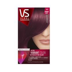 Vidal Sassoon Pro Series London Luxe Hair Color 4RV, Mayfair Burgundy