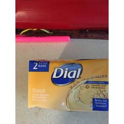 Dial Gold Anti-Bacterial Bar Soap