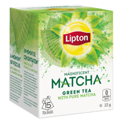 Lipton Green Tea Matcha Original