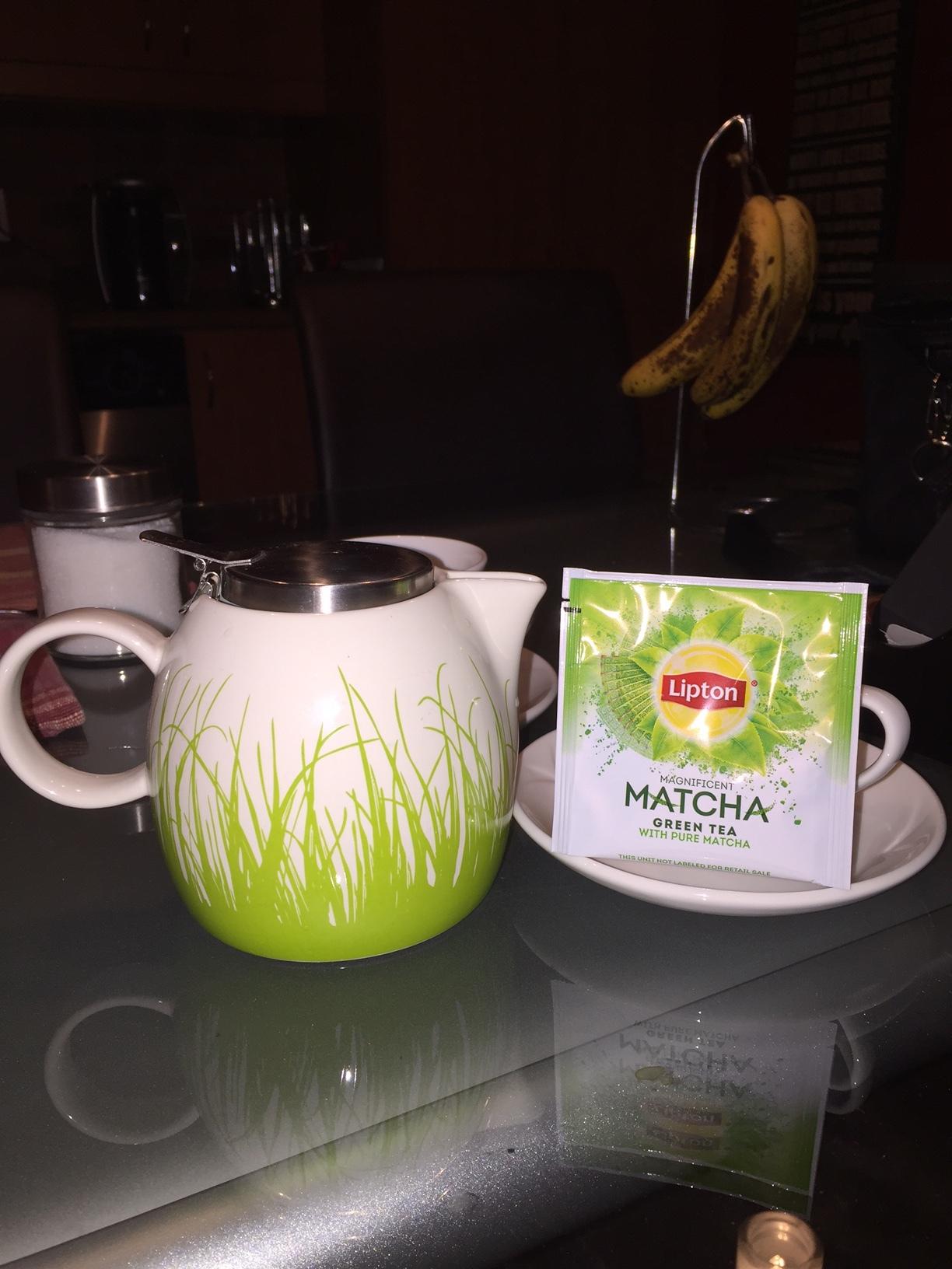 Lipton Green Tea Matcha Original reviews in Tea - ChickAdvisor