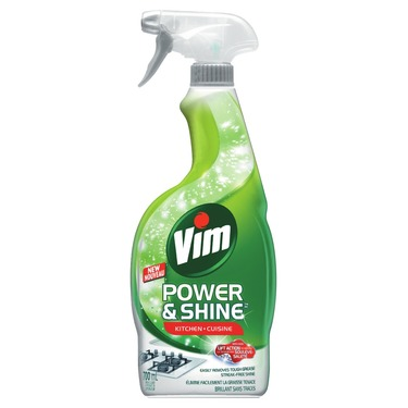 Vim Power & Shine Kitchen Spray