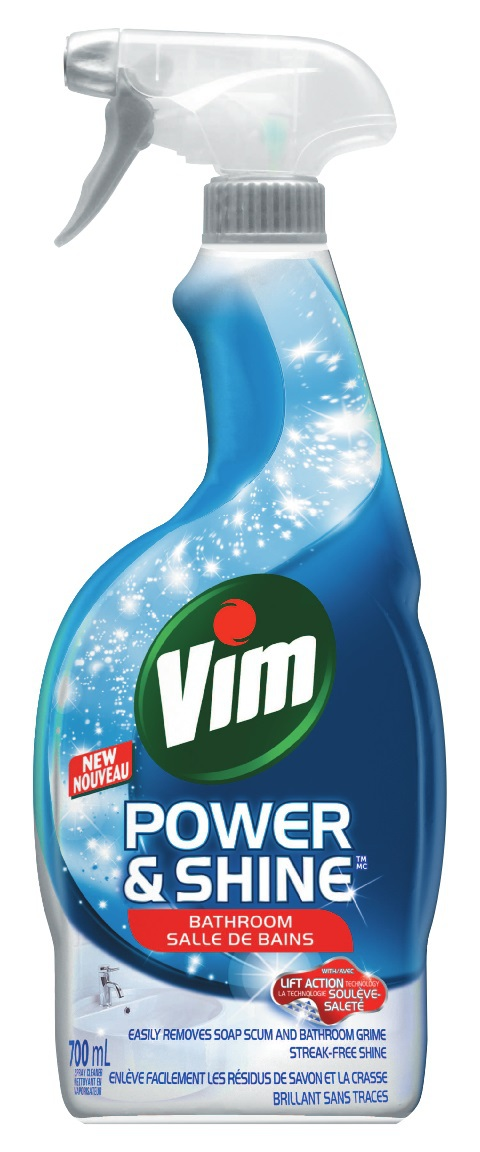 Vim Power Amp Shine Bathroom Spray Reviews In Bathroom