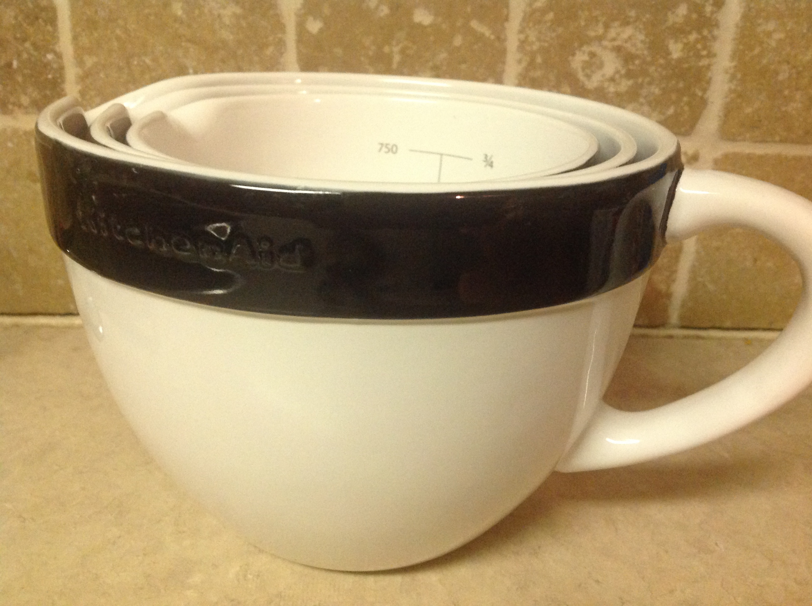 Kitchen Aid Ceramic Measuring Cups Reviews In Bakeware