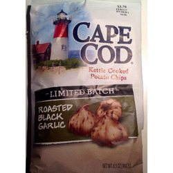 Cape Cod Black Garlic Potato Chips