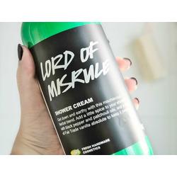 LUSH Lord Of Misrule Shower Cream