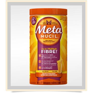 Meta-mucil Orange Smooth