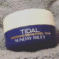 Tidal Brightening Enzyme Cream - Sunday Riley