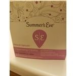 Summers eve cleansing cloths for sensitive skin