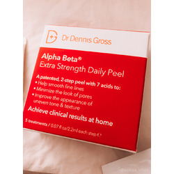Dr Dennis Gross Alpha Beta Extra Strength Peel Pads