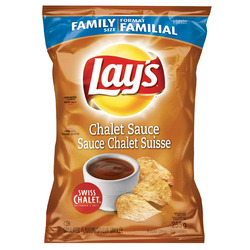 Lays Chalet Sauce Chips