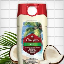 Old spice fiji body wash shower gel