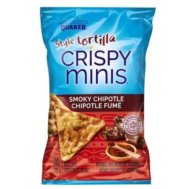 Crispy minis smokey chipotle