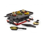 Raclette Grill Set