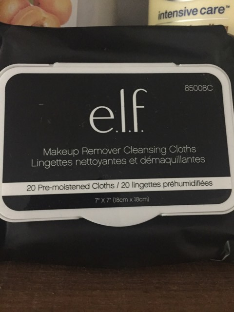 Elf makeup remover wipes reviews in Cleansing Tools - ChickAdvisor