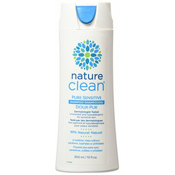 Nature Clean Pure Sensitive Shampoo Reviews