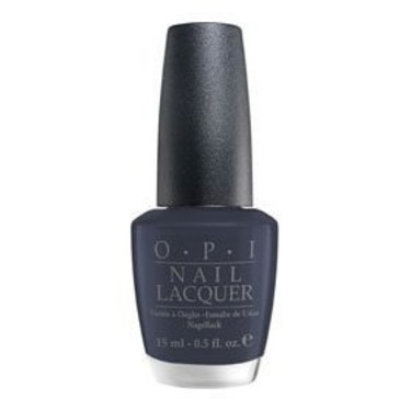 OPI Matte Nail Lacquer in Russian Navy