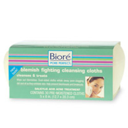Biore Blemish Fighting Cleansing Cloths
