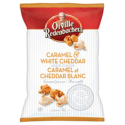 Orville Redenbacher Caramel White Cheddar Popcorn
