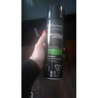 TRESemmé extra hold hairspray