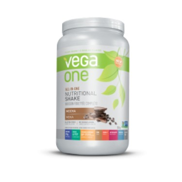 Vega One Nutritional Shake Mocha Protein Powder