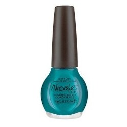 Nicole by OPI Nail Lacquer in Blue Lace