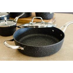 The Rock pots and pans set