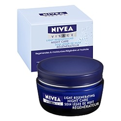 NIVEA Visage Light Regenerating Night Care