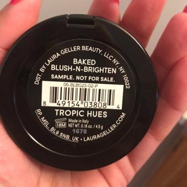 Laura Geller Baked Blush N Brighten