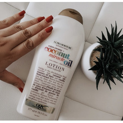 Ogx coconut oil lotion