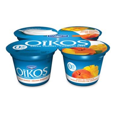 Greek Yogurt Oikos 0% Peach-Mango