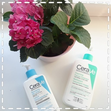 CeraVe renewing SA lotion
