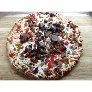 Daiya Deliciously Dairy-Free Supreme Pizza