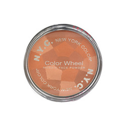 New York Color Color Wheel Mosaic Face Powder