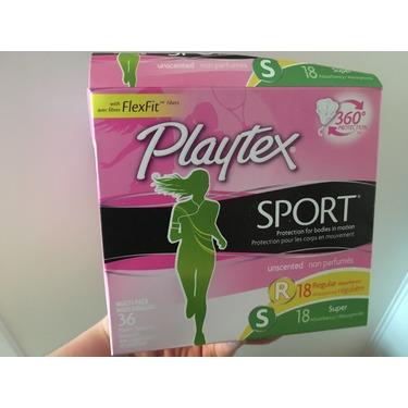 Playtex Sport 360 Tampons