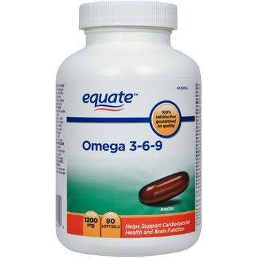 Equate omega 3 6 9 fish oil pills reviews in supplements for Fish oil pills for buttocks review