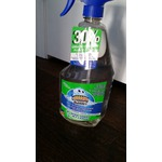 Scrubbing bubbles daily shower cleaner