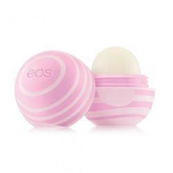 eos Limited Edition Holiday Smooth Spheres Lip Balm in Honey Apple