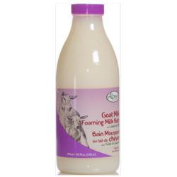 Alpen Secrets Goat Milk Foaming Milk Bath with Lavender Oil