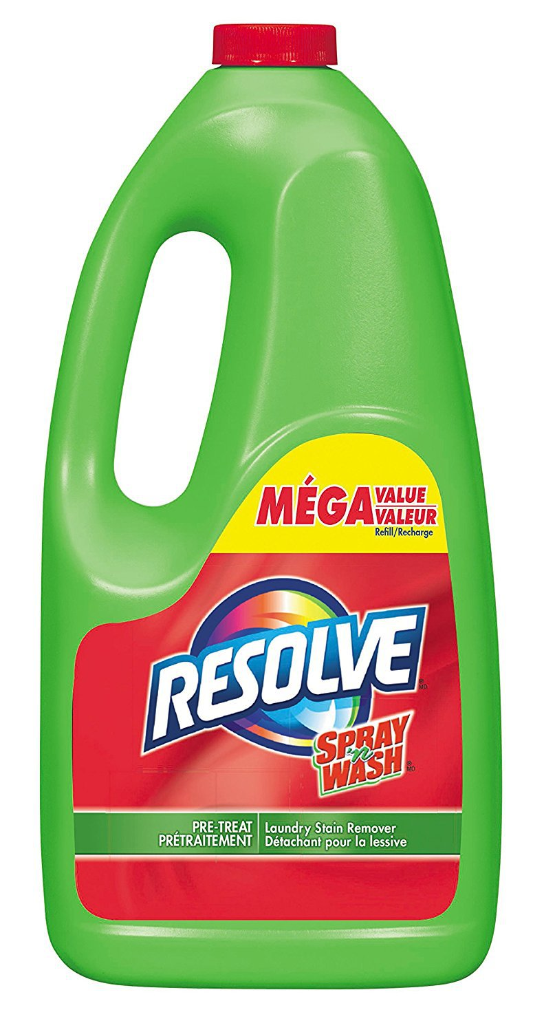 Resolve Spray 'N Wash Pre-Treat Laundry Stain Remover Mega