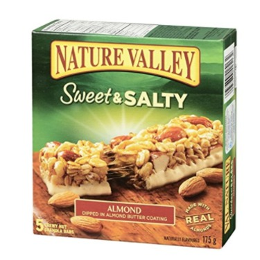 Nature Valley Sweet & Salty Almond