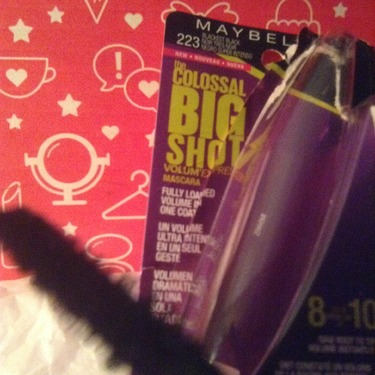 Maybelline New York The Colossal Big Shot Mascara